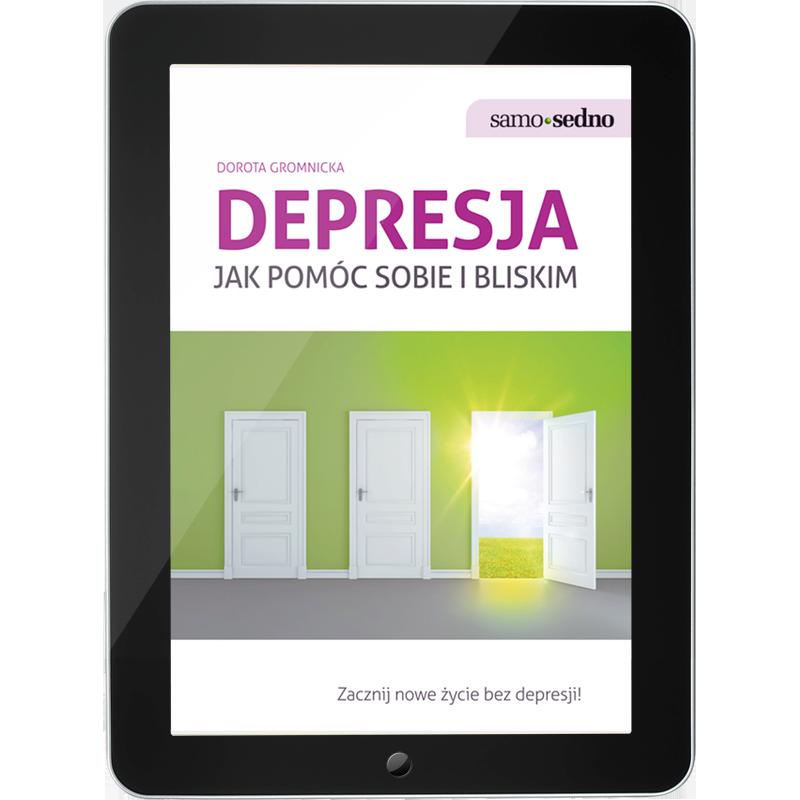 Depresja. Jak pomóc sobie i bliskim (e-book)