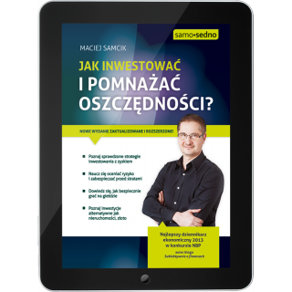 Jak inwestować i pomnażać oszczędności? (e-book)