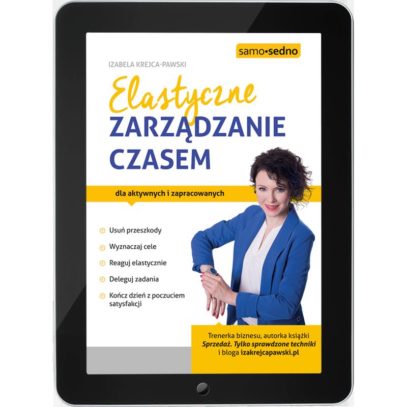Elastyczne zarządzanie czasem (e-book)
